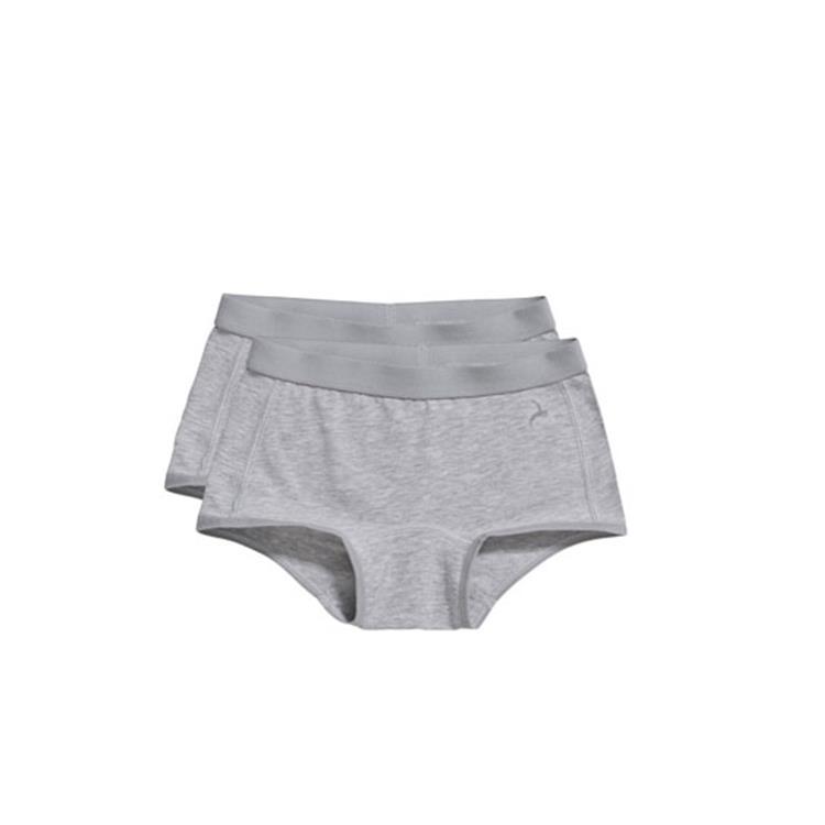 Ten Cate Girls Basic Shorts 7-12 jaar 2-pack