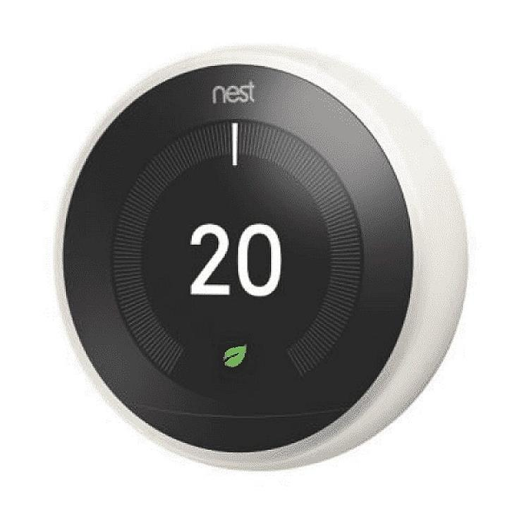 Google Nest Learning slimme thermostaat 3e generatie - wit