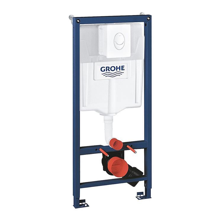Grohe Rapid SL inbouwreservoir - met Skate bedieningsplaat