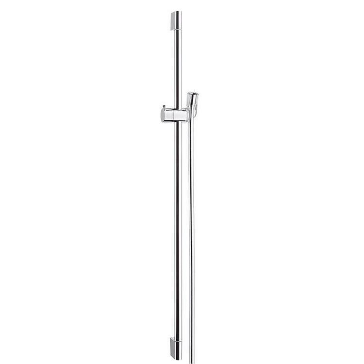 Hansgrohe Unica douchestang - 90 cm met doucheslang