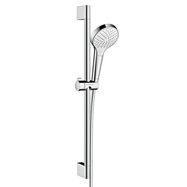 Hansgrohe Croma Select S Vario doucheset - 65cm wit chroom