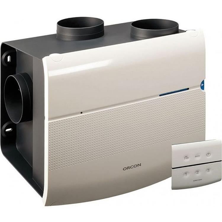 Orcon Smartline MVS-15RHBP woonhuisventilator