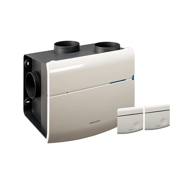 Orcon Smartline Max MVS-15RH CO2B woonhuisventilator