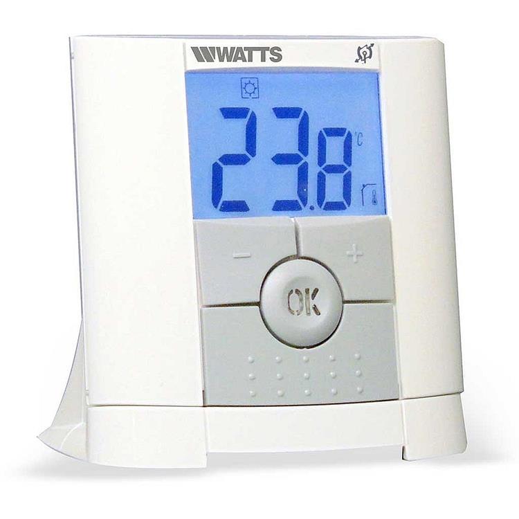 Watts Vision draadloze thermostaat - aan/uit zonder RF-module