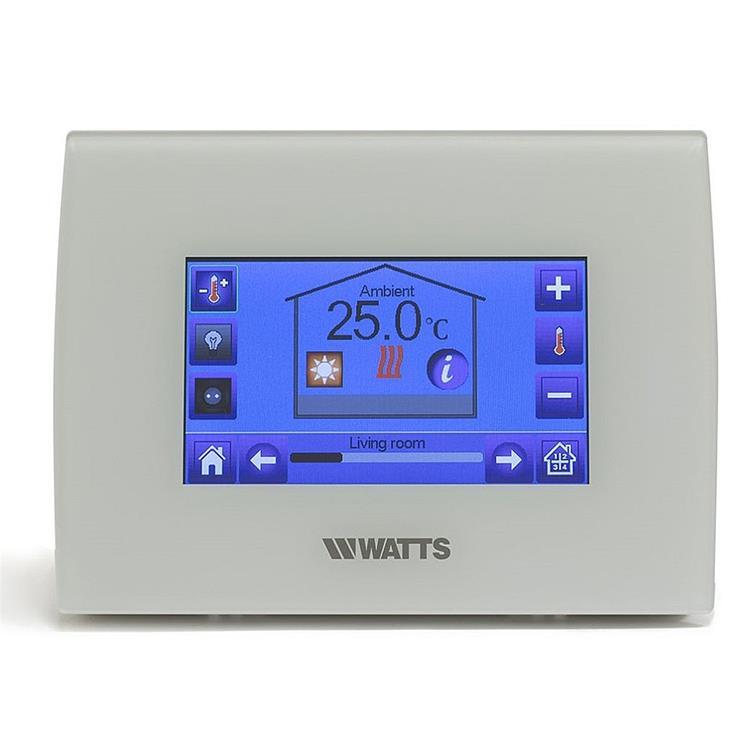 Watts Vision centrale bedieningspaneel - WIFI wit