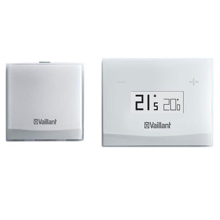 Vaillant vSmart slimme thermostaat - modulerend met Wifi