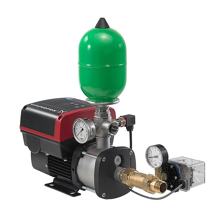 Grundfos HYDRO CMBE drukverhogingspomp - 3-30 RVS 1.1 kW