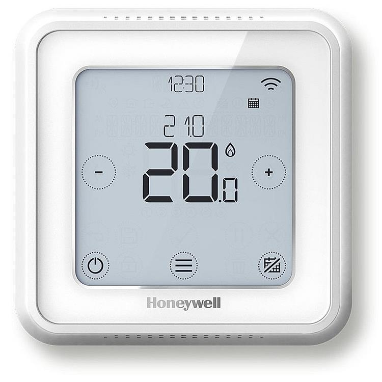 Honeywell Home Lyric T6 slimme thermostaat - wit