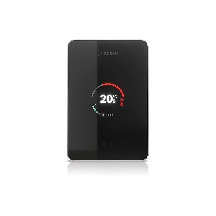 Bosch EasyControl slimme thermostaat - zwart