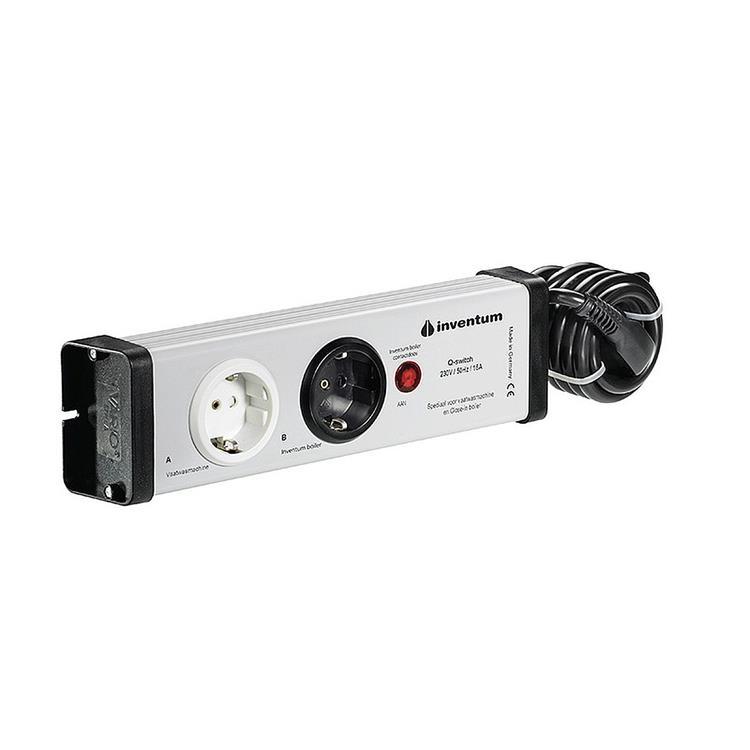 Inventum Q-Switch energieverdeler - 230V