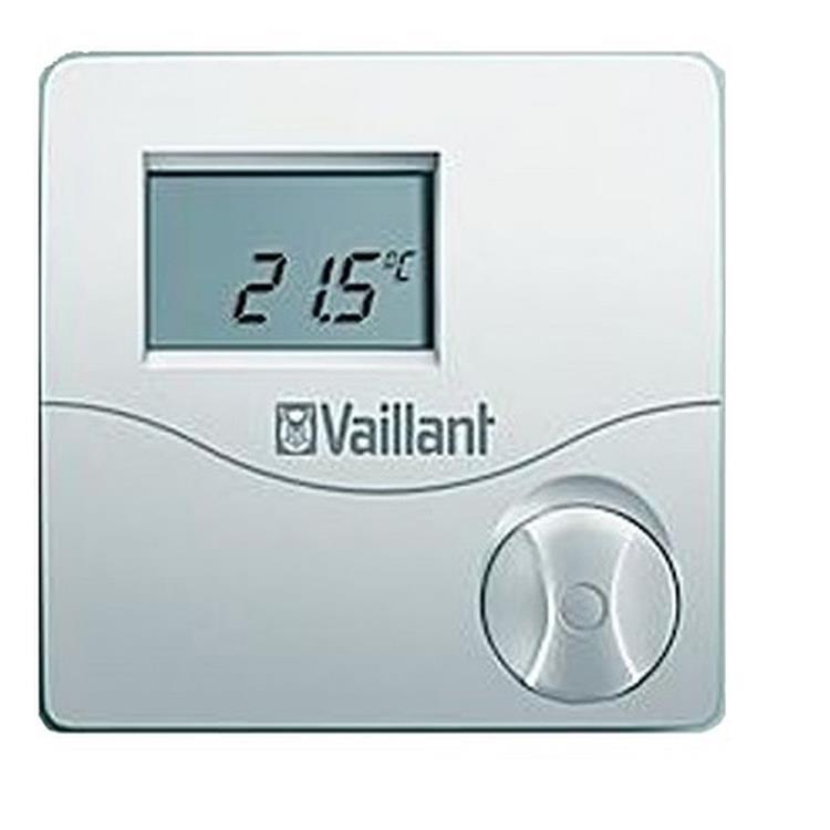 Vaillant VRT 50 kamerthermostaat - aan/uit en modulerend