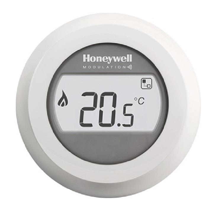Honeywell Home Round Plus thermostaat - modulerend