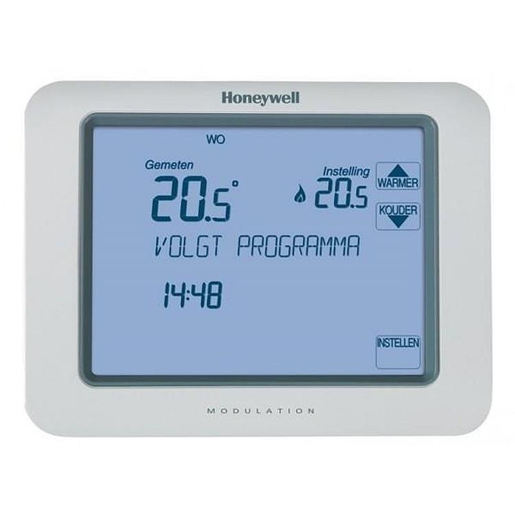 Honeywell Home Chronotherm Touch klokthermostaat - modulerend