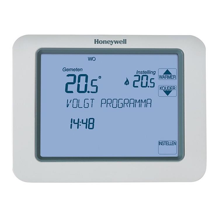 Honeywell Chronotherm Touch klokthermostaat - aan/uit