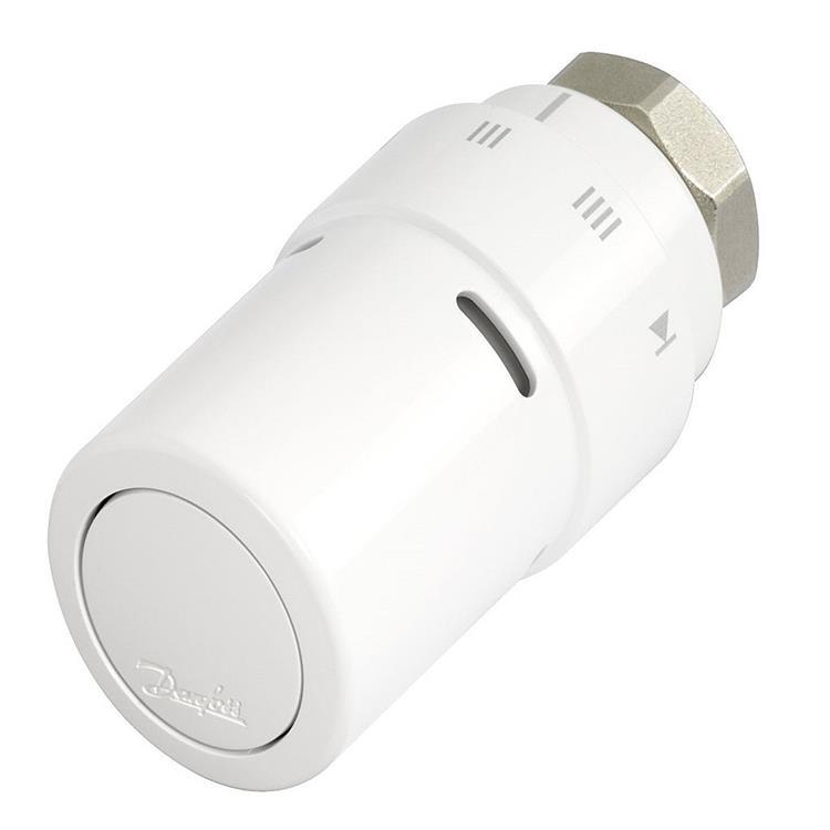 Danfoss RAX-K thermostaatknop - M30 wit