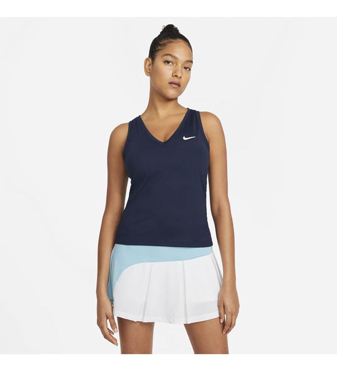 De Nike Court Victory Tennistanktop W