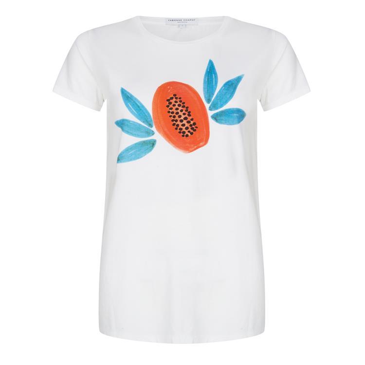 Fabienne Chapot Joanne logo T-shirt