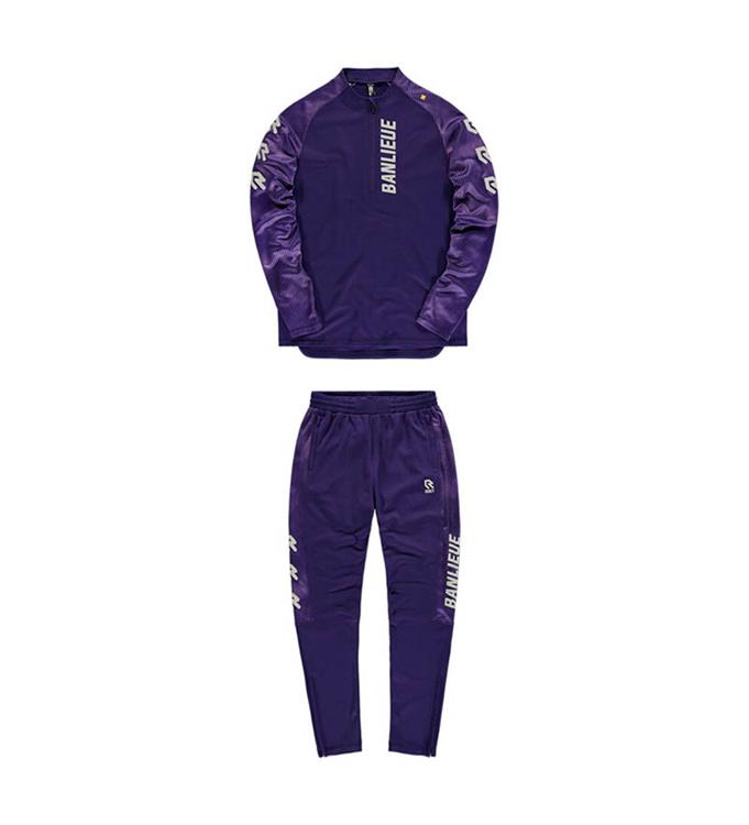 Robey x Banlieue Performance Tracksuit M