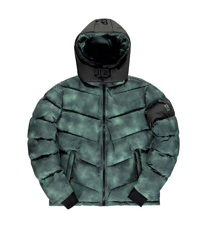 Robey x Banlieue Puffer Jacket M