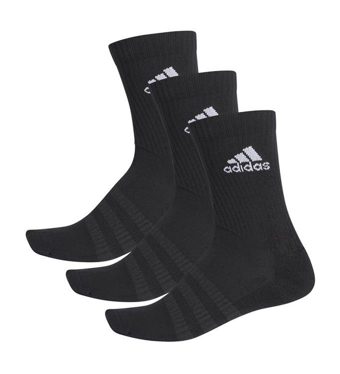adidas Cush Crew 3-paar Sokken U