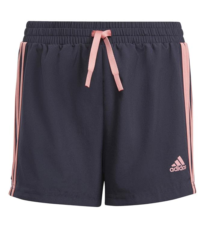 adidas Designed To Move 3-Stripes Shorts Y
