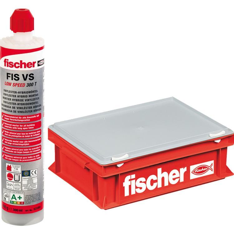 ACTIE | FISCHER Chemisch Anker FIS VS 300 T | 12 stuks in krat