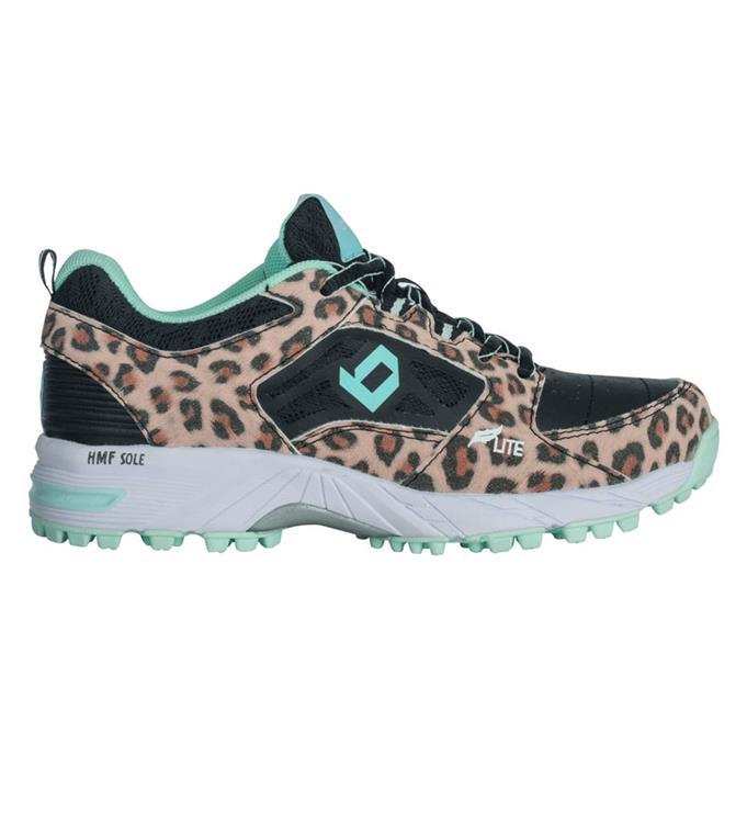 Brabo Shoe Tribute Cheetah Hockeyschoenen Y
