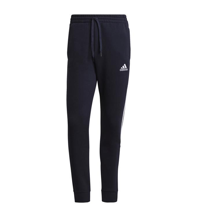 adidas Essentials Fleece Tapered Cuff 3-Stripes Joggingbroek M