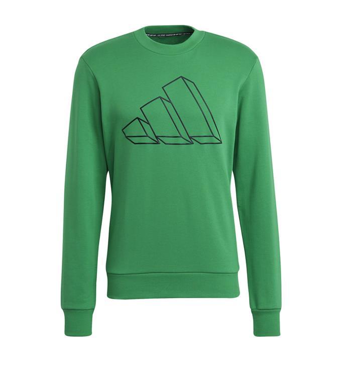 adidas Sportswear Graphic Sweatshirt M