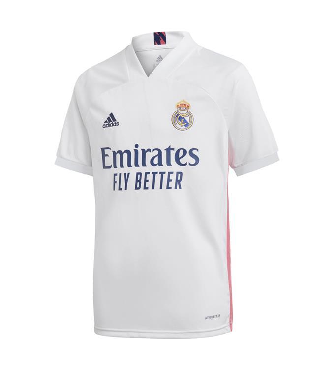 adidas Real Madrid 2020/2021 Thuisshirt Y