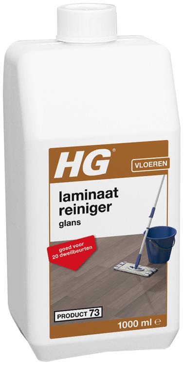 HG laminaatreiniger glans