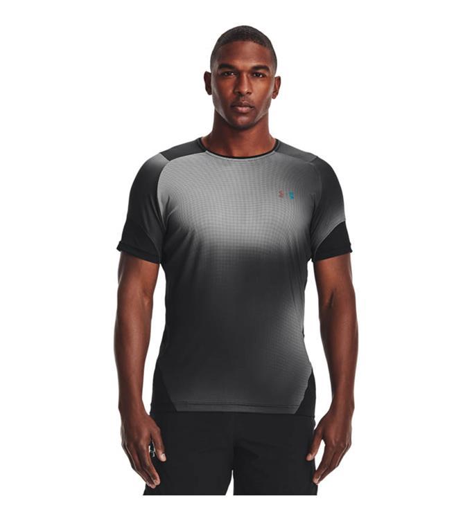 Under Armour HG Rush 2.0 Print SS T-Shirt M