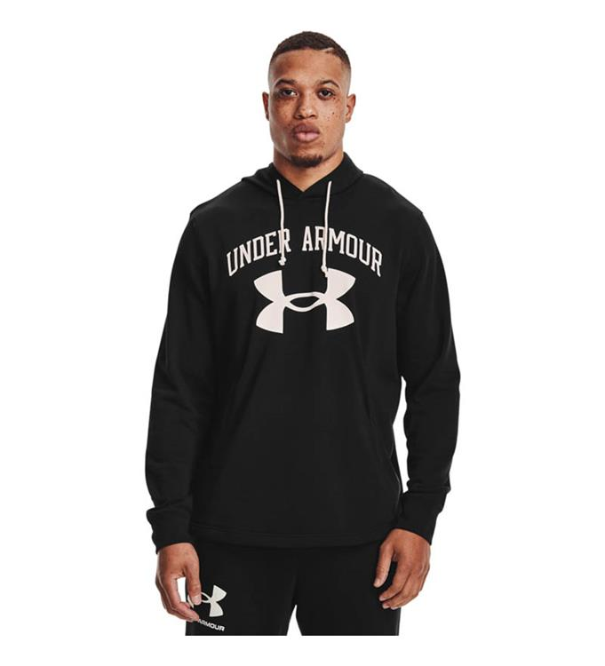Under Armour Rival Terry Big Logo Hoodie M