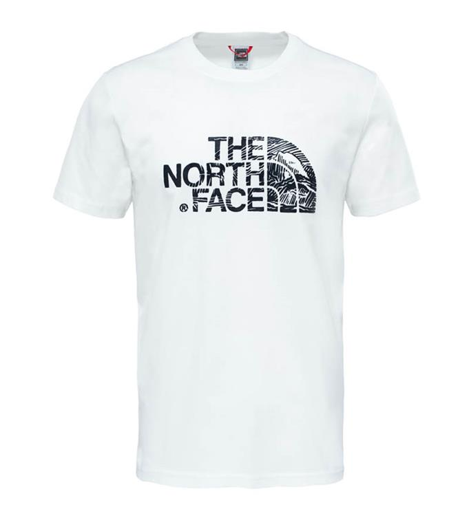 The North Face Woodcut Dome T-Shirt M