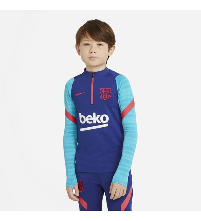 Nike F.C. Barcelona Trainingstop 2020/2021 Y