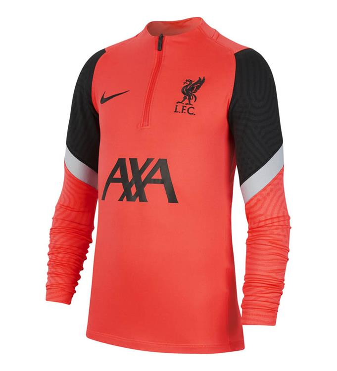 Nike Liverpool F.C. Dry Strike Trainingstop 2020/2021 Y