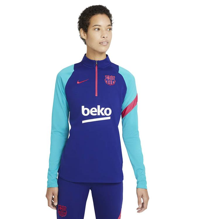 Nike F.C. Barcelona Trainingstop 2020-2021 W