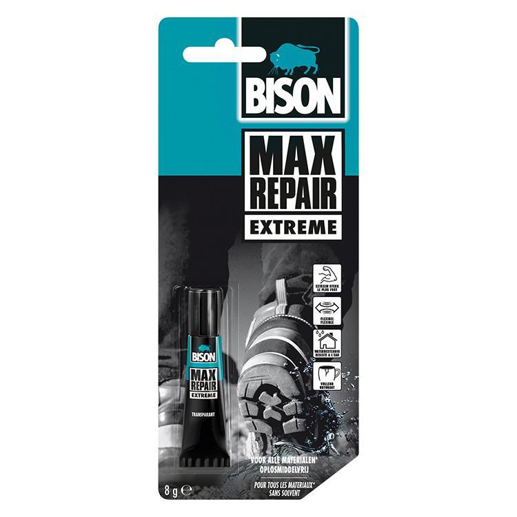 Bison Max repair tube 8 gram