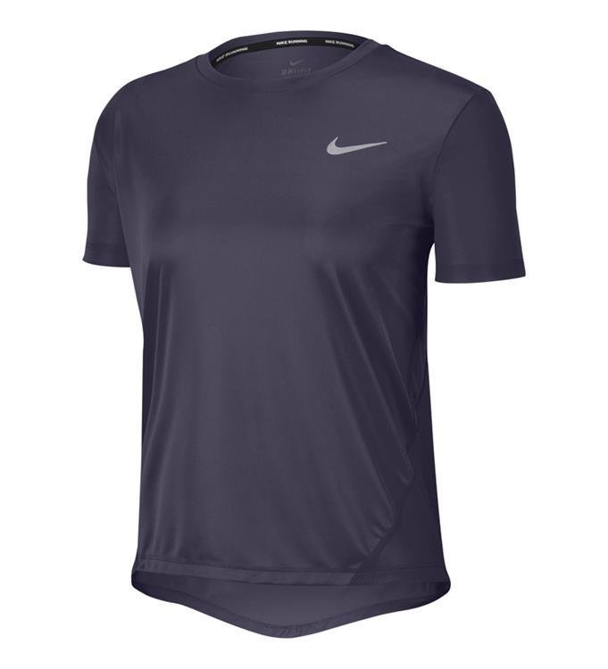 Nike Women Miler SS Hardloopshirt