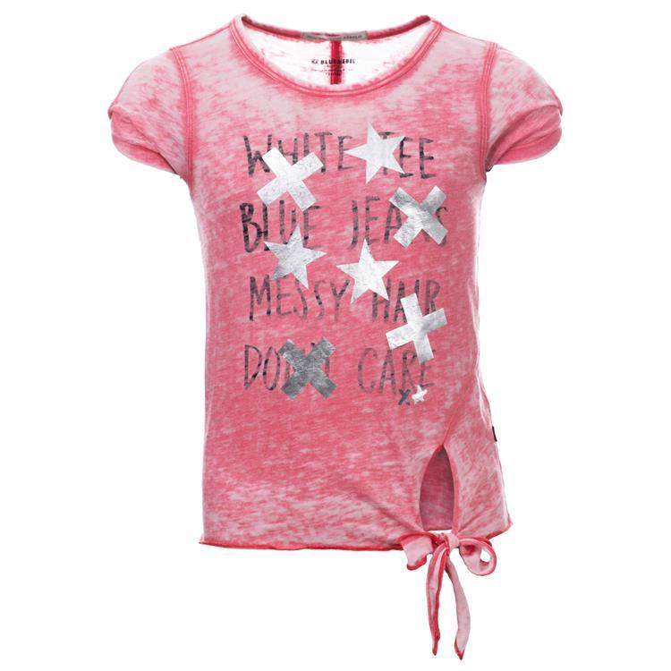 Blue Rebel SPOT ON - t-shirt short sleeve - Strawberry - betties