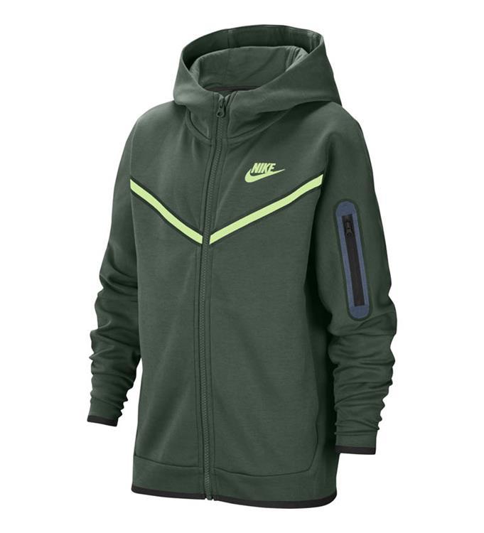 Nike Sportswear Tech Fleece FZ Jr Hoodie