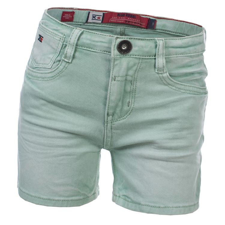 Blue Rebel  - Mint -  short - betties