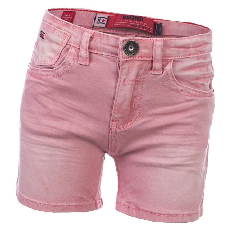 Blue Rebel  - Pink -  short - betties
