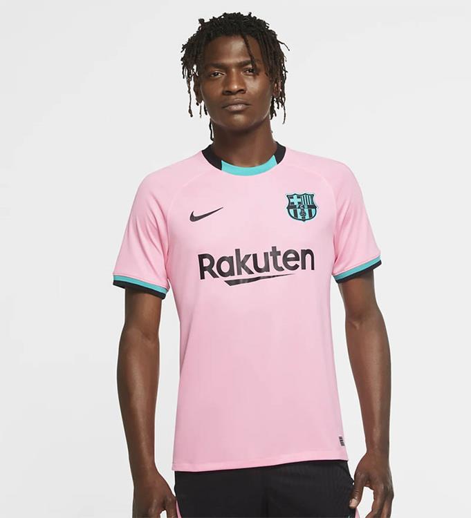 Nike FC Barcelona Derde Shirt 2020/2021 U
