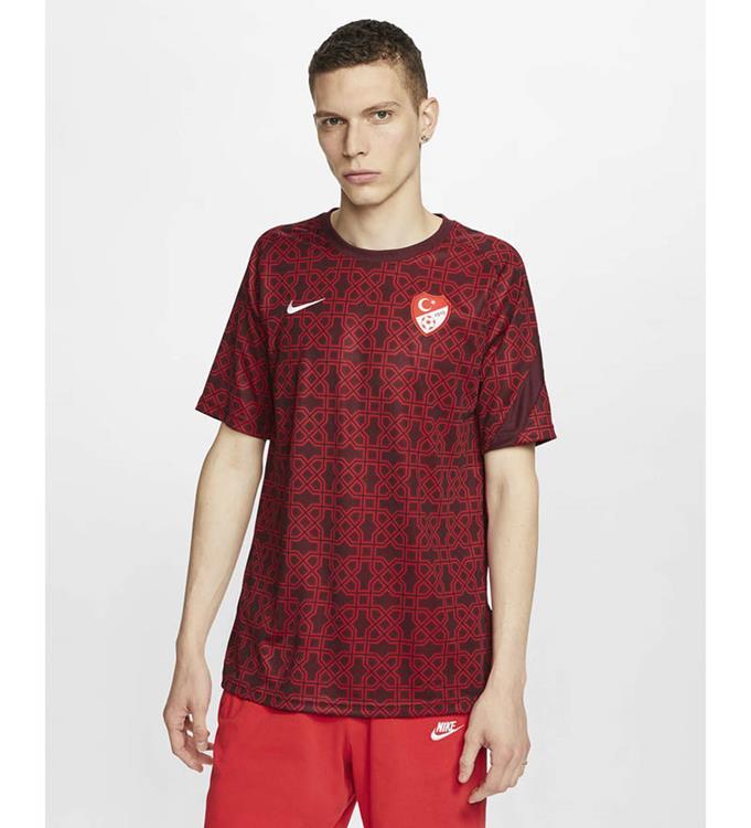 Nike Turkije Voetbalshirt 2020/2021
