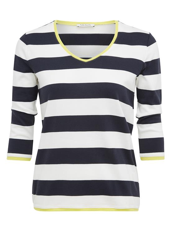 Betty Barclay T-Shirt LM Stripe