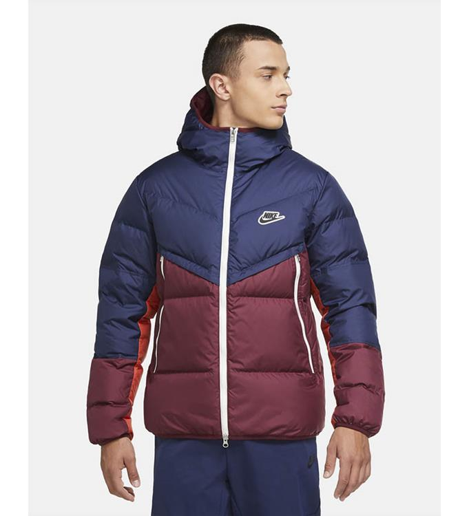 Nike Sportswear Down-Fill Windrunner Jack M