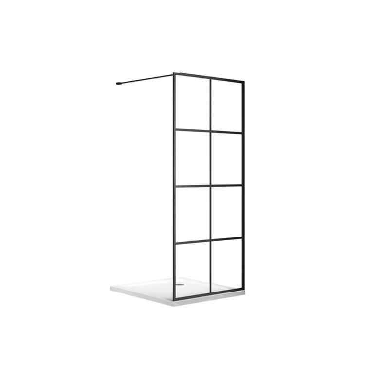 Dynamic Way Orizóntia douchewand - 190 x 78,5-80 cm