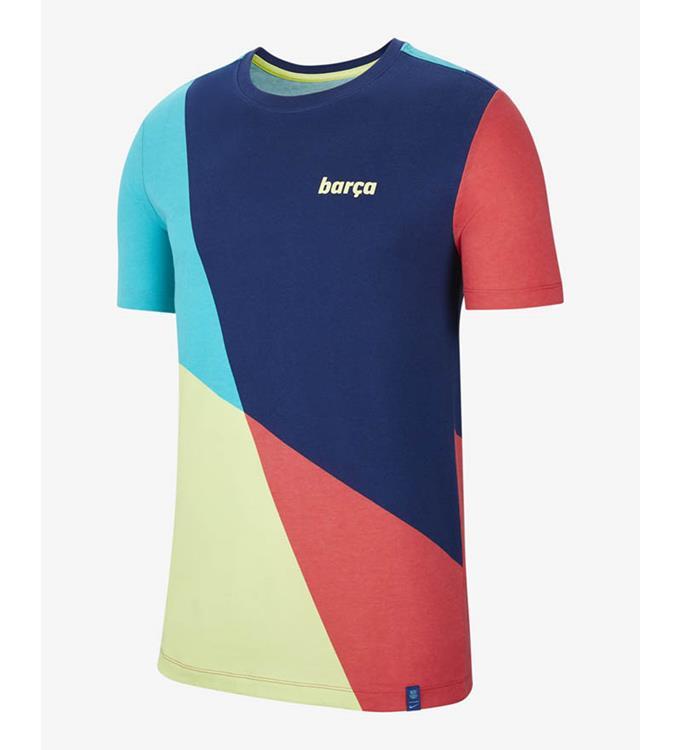 Nike F.C. Barcelona T-Shirt Mens 2020/2021