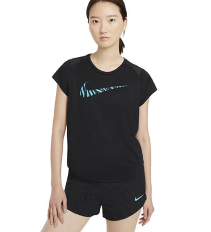 Nike Women Run Icon Clash Hardloopshirt